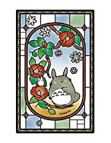 126 Piece Jigsaw Puzzle (10x14.7cm) My Neighbor Totoro Camellia Bloom Day Frost Art Jigsaw