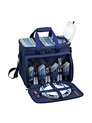 Picnic at Ascot Aegean Picnic Cooler for Four