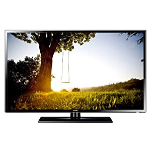 Samsung 32F6100 81 cm (32 inches) HD Ready LED 3D Smart TV (Black)
