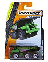 Matchbox - MBX Construction 19/120 - 3 Axle Dump Truck (green/black)