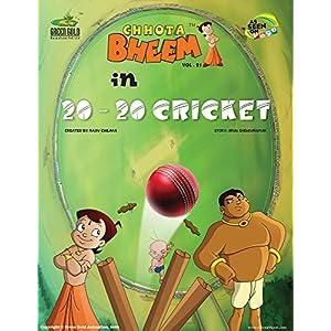 Chhota Bheem in 20-20 Cricket - Vol. 21
