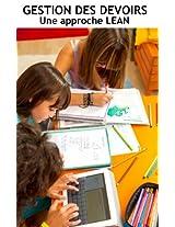 Gestion des devoirs, une approche LEAN