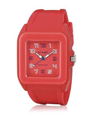 By Basi Reloj Play Rojo Rojo