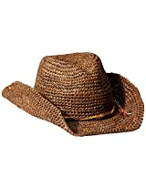 Roxy Junior's Seashore Raffia Hat