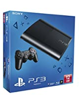 Sony PS3 12GB Console (Black)