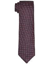 Louis Philippe Men's Silk Tie