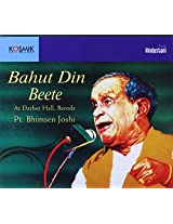 Bhimsen Joshi - Album 1 Live at Durbar Hall (Bahut Din Beete)