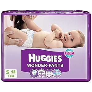 Huggies Wonder Pants Medium Size Diapers (64 Count)