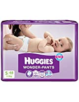 Huggies Wonder Pants Small Size Diapers (48 Count)
