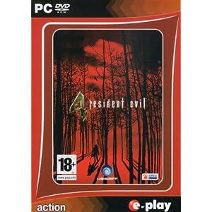 Resident Evil 4 IV (PC Game)