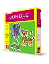 ToyKraft Head and Tail Jungle