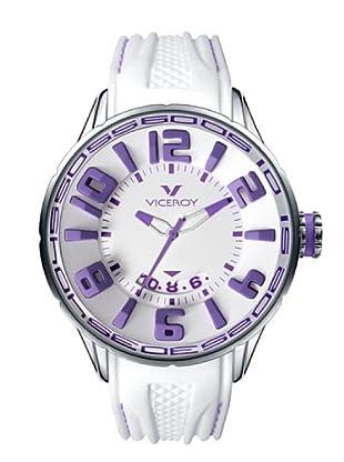 Viceroy 432111-35 - Reloj Unisex movimiento de cuarzo con correa de caucho