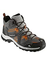 Quechua Forclaz 100 Mid Fresh Shoes, UK 5.5 (Black)