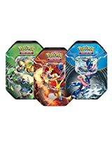TCG Kalos Assorted Power Tin (Discontinued by manufacturer)