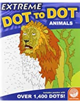 Mindware Extreme Dot to Dots Animals