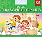 100 FUN SONGS FOR KIDS (3 CD Set)