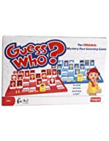 Funskool - Guess Who - The Original Mystery Face Guessing Game