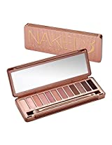 Ud Naked 3 Eyeshadow Palette 100% Authentic By U/D