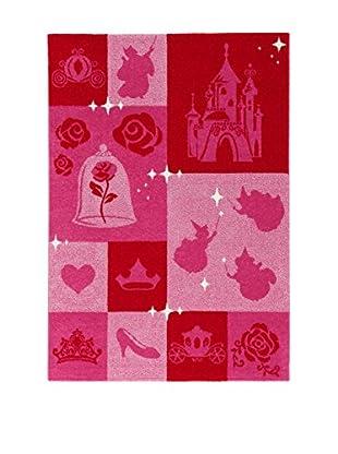Disney Teppich Disney Premium Princess Castle