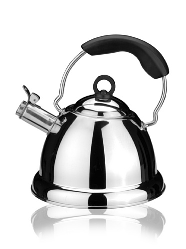 BergHOFF Whistling Kettle, Silver