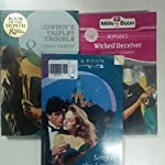 3 x Mills and Boon for 80 Rs