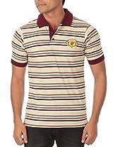 Rampwaq Men's Polo (RWPLSTR009_M_Multicoloured_Medium)