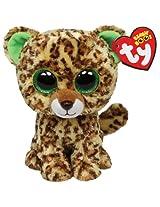Ty Beanie Boos Speckles Plush - Leopard, Medium