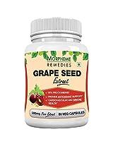 Morpheme Grape Seed Extract 500mg Extract 60 Veg Capsules