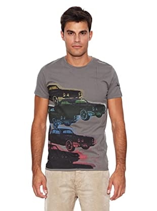 Pepe Jeans London Camiseta Breath (Gris)