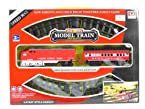 Battery operated Model Train Set