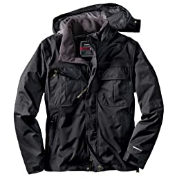 WeatherEdge Friday Harbor Jacket: Black
