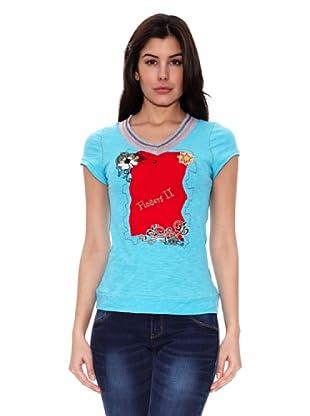 HHG Camiseta Solange (Azul)