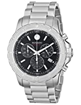 "Movado Men's 2600110 ""Series 800"" Stainless Steel Performance Watch"