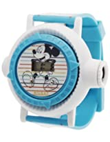 Disney Digital Grey Dial Boy's Watch - SA7004MKY