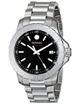 Movado Men's 2600115 Series 800 Performance Steel Watch