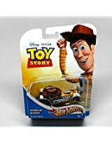 Wheelin Woody * Toy Story * Disney / Pixar Hot Wheels 2011 Die Cast Vehicle