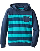 Neff Big Boys' Stripey Pullover Sweatshirt
