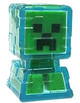 "Minecraft Mystery Mini Stone Series 2 Electrified Creeper 1"" Mini Figure"