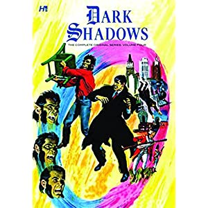 Dark Shadows the Complete Original Series: Volume 4 (Dark Shadows Comp Series Hc)