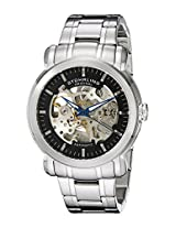 Stuhrling Original Analog Black Dial Men's Watch - 387.33111