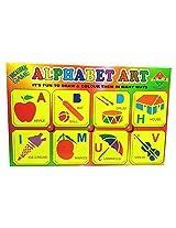 Fair Alphabet Art