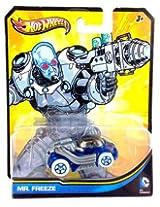 2012 Hot Wheels DC Comics Mr. Freeze Collectible Die Cast Car