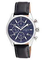 Giordano Analog Blue Dial Men's Watch - 1684-03