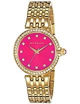 Giordano Analog Pink Dial Women's Watch - 2752-22