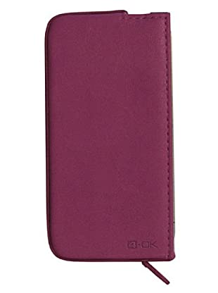 4-OK by Blautel Case für iPhone 4/4S (Violett)