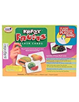 Krazy Fruits - Tamil Flash Cards With Ring