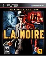 L.A. Noire - The Complete Edition (PS3)