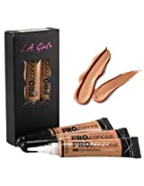 L.A. Girl Pro Conceal 982 Warm Honey (3 Pack)