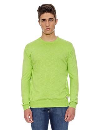 Carrera Jeans Jersey Algodón (Verde)