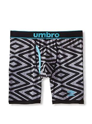 Umbro Men's Caution Boxer Brief